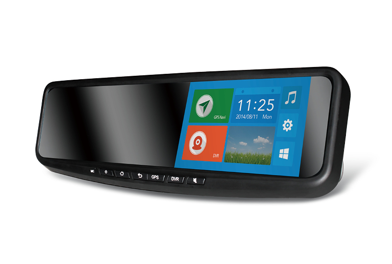 Smart Car Rearview Mirror - Peakvision : Inspired by LnwShop com