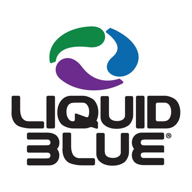 LIQUID BLUE - 2NDBRANDSHOP เสื้อวงดนตรี ลิขสิทธิ์แท้ อังกฤษ
