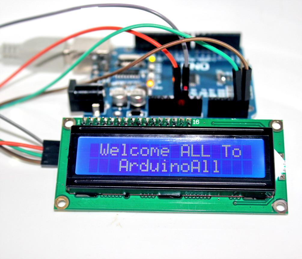 สอน วิธี ใช้งาน Arduino จอ LCD แบบ I2C แสดงข้อความได้ ภายใน 3 นาที