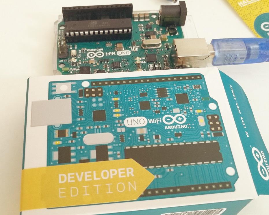 การใช้งาน Arduino Uno WiFi (ตอนที่ 1) - Arduino, ขาย Arduino